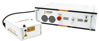 Alcor Laser: Mode Locked Fiber Laser by Spark Laser
